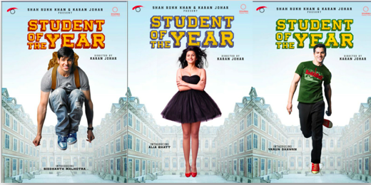 SOTY Get ready! Karan Johar to release Student of the Year Trailer August 2nd!
