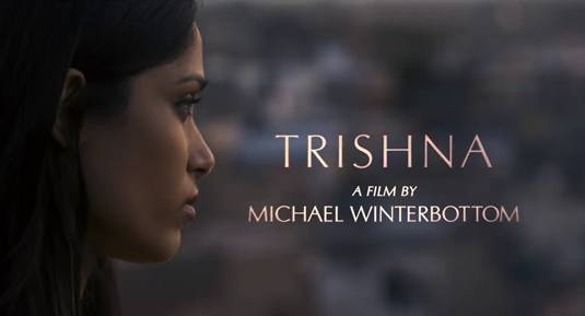 Trishna Trailer I was pining to sink my teeth into a hardcore independent project and Trishna came along.   Freida Pinto