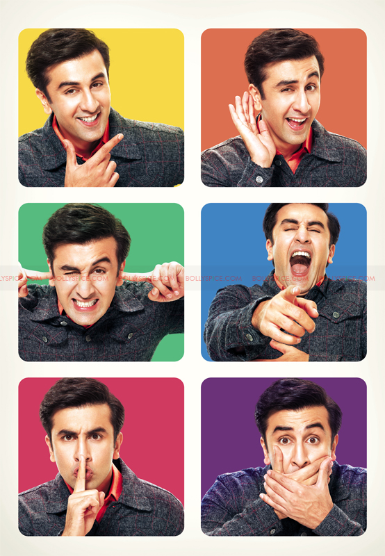 barfiposter02 Barfi! wouldn't have happened if Ranbir had said NO!