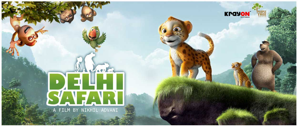 delhi safari Delhi Safari to release on October 19th