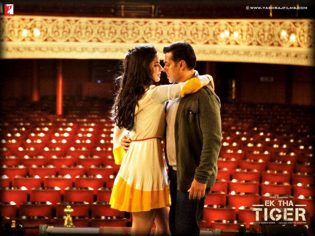 ekthatigermusic2 Ek Tha Tiger Music Review