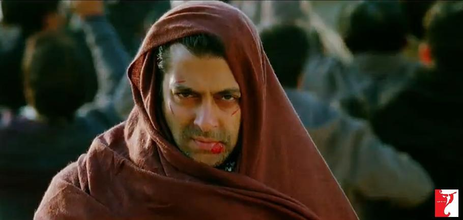 ett05 New Ek Tha Tiger Digital Poster and Some Cool Stills too!