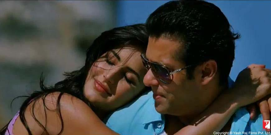 ett11 New Ek Tha Tiger Digital Poster and Some Cool Stills too!