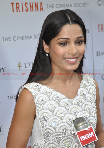 freidatrishna03 Freida Pinto taking NYC by storm for Trishna!