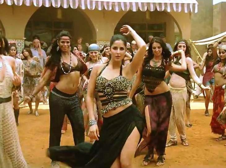 katrina kaif in mashallah song 24 Katrinas new moves in Mashallah