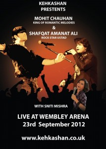 mohit concert 214x300 Mohit Chauhan to rock London!