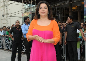 "08aug farahinterview 03 Farah Khan: ""Joker is a commercial entertaining Bollywood film with a very, very different story"""