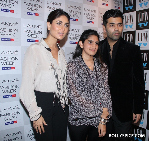 12aug LFW winterAnushka01 Anushka Khanna, Felix Bendish and Izi Atelier Presented Grand Shows at the Usha Talent Box during Lakmé Fashion Week Winter/Festive 2012