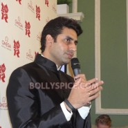 12aug OMEGA Bollyspice03 185x185 Abhishek Bachchan and the OMEGA House The Best of Bollywood Event!