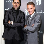 12aug OMEGAhouse05 185x185 Abhishek Bachchan and the OMEGA House The Best of Bollywood Event!