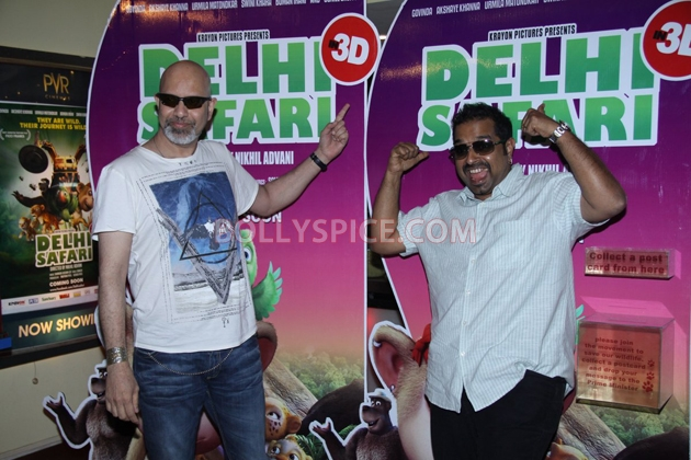 "12aug delhisafari presscon04 Launch of Delhi Safari's ""Fight for us Write for us"" Campaign!"
