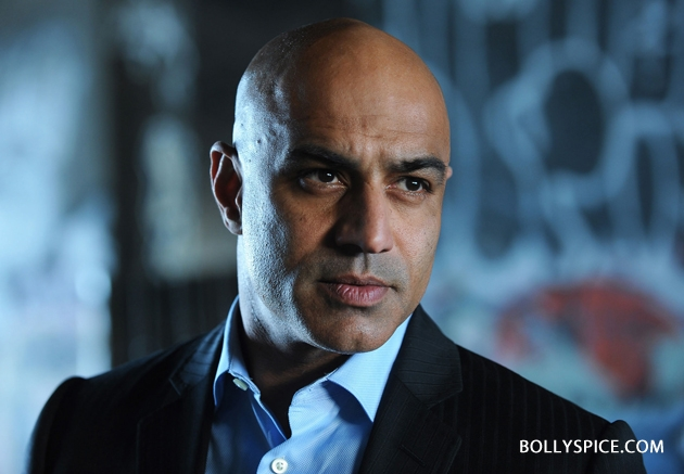 12aug faranTahir01 They were all praying that we wouldn't screw it up!   Faran Tahir talks Iron Man, his new gig on Dallas and more!