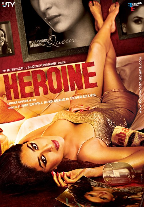 12aug heroine movie Heroine Music Review