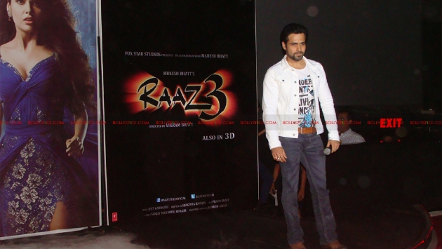 12aug raaz3 1stlooklaunch02 Raaz 3 First Look Launch