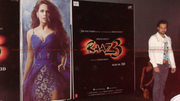 12aug raaz3 1stlooklaunch03 Raaz 3 First Look Launch