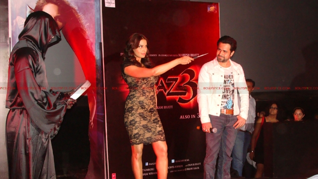 12aug raaz3 1stlooklaunch05 Raaz 3 First Look Launch