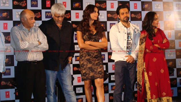12aug raaz3 1stlooklaunch18 Raaz 3 First Look Launch