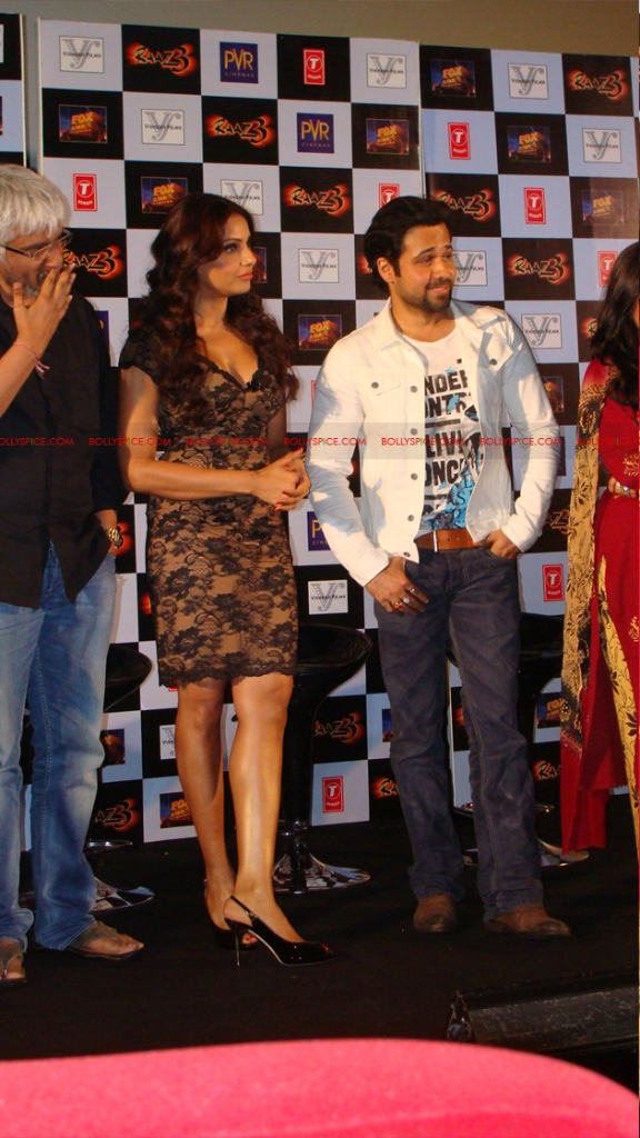 12aug raaz3 1stlooklaunch19 Raaz 3 First Look Launch