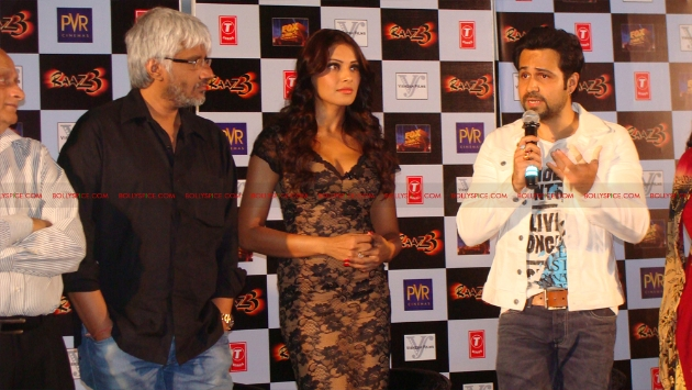 12aug raaz3 1stlooklaunch26 Raaz 3 First Look Launch