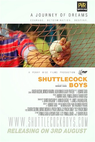 Shuttlecock Boys Movie Review
