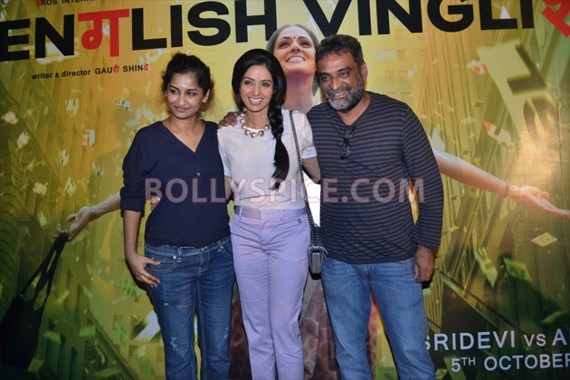 12aug sridevi englishvinglishlaunch12 Sridevi celebrates her birthday with the trailer launch of her movie English Vinglish