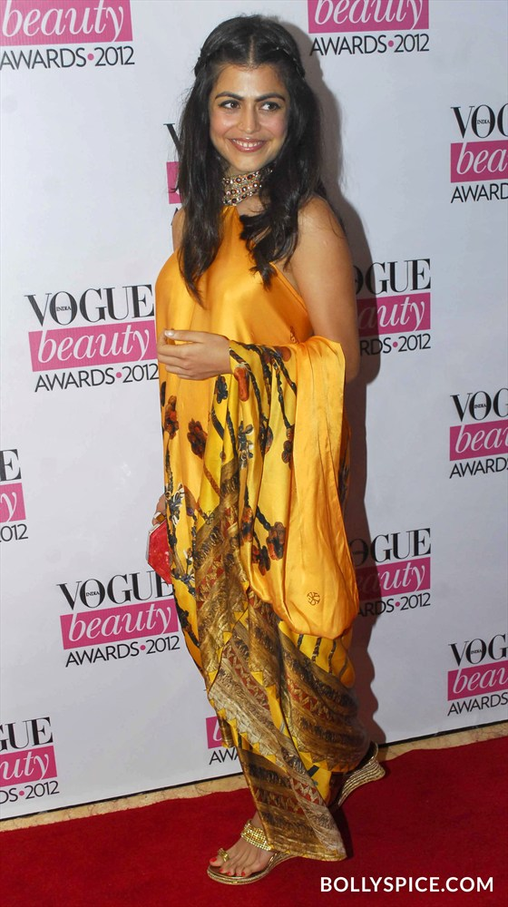 12aug whwn vogueawards05 Who's Hot Who's Not   Vogue Beauty Awards 2012