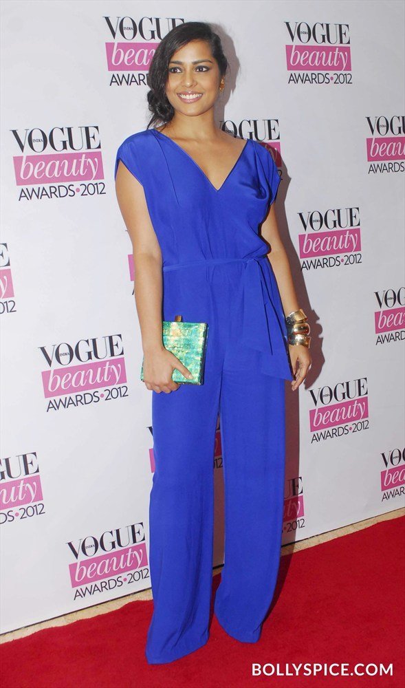 12aug whwn vogueawards11 Who's Hot Who's Not   Vogue Beauty Awards 2012