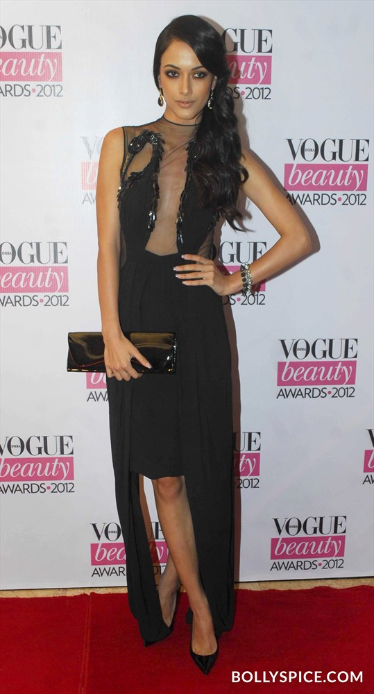 12aug whwn vogueawards13 Who's Hot Who's Not   Vogue Beauty Awards 2012
