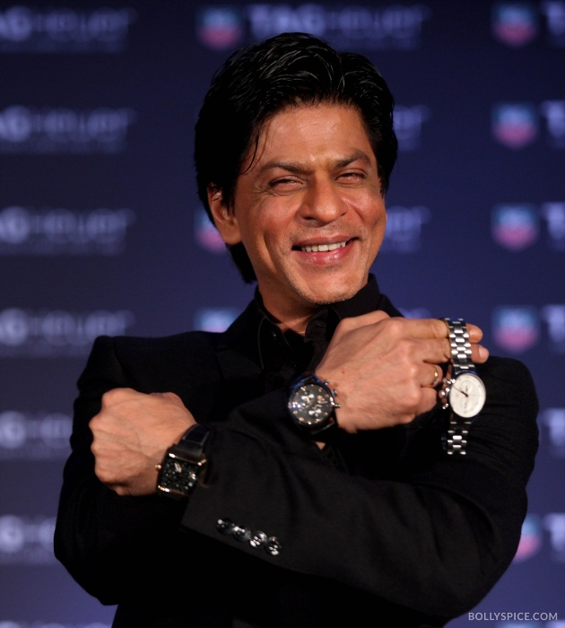 43516 Shah Rukh Khan at Launch of TAG Heuer Carrera 1887 Elegance series watches