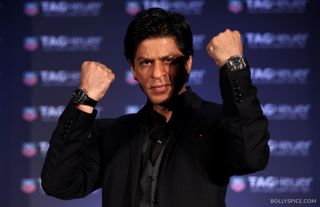43517 Shah Rukh Khan at Launch of TAG Heuer Carrera 1887 Elegance series watches