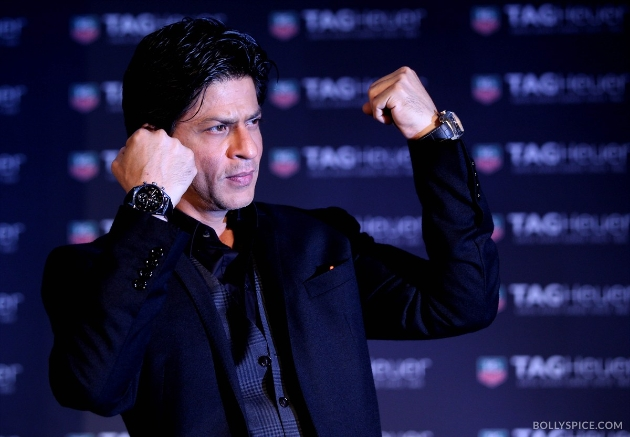 43518 Shah Rukh Khan at Launch of TAG Heuer Carrera 1887 Elegance series watches