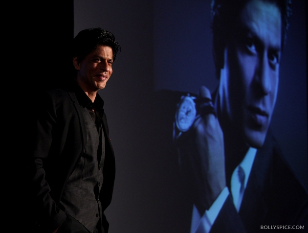 43519 Shah Rukh Khan at Launch of TAG Heuer Carrera 1887 Elegance series watches