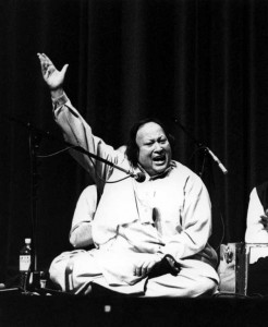 Nusrat Fateh Ali Khan 4 246x300 BBC Asian Network Pays Tribute to Ustad Nusrat Fateh Ali Khan on August 16th