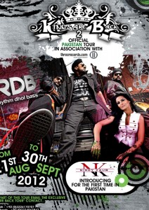 RDB NINDY The Kings are Back 212x300 'The Kings Are Back'   RDB Ready To Rock Pakistan with 2012 Tour