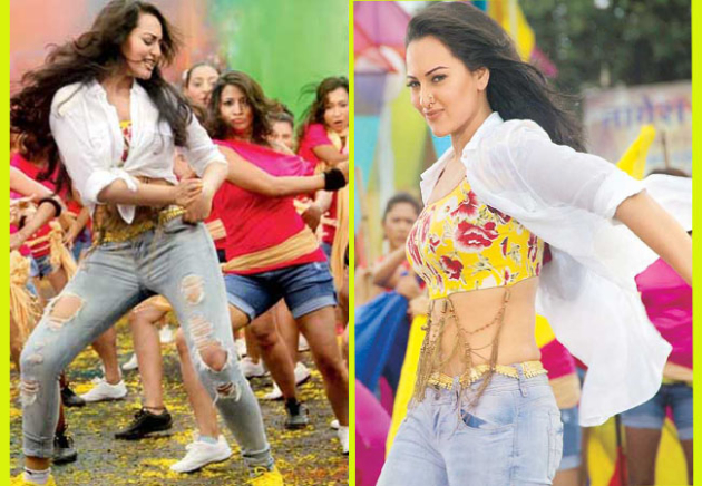 Sonakshi Sonakshi Sinha only a special appearance in OMG Oh My God!