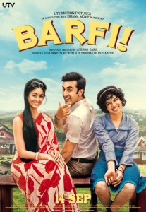 barfiposter 207x300 Barfi amasses a well deserved 100 Cr at the box office!