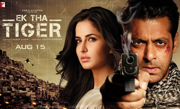 ek tha tiger 6a 10 Reasons Why 'Ek Tha Tiger' will be a success!