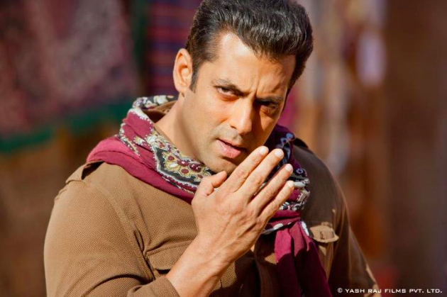 ett Ek Tha Tiger Creates history at the box office!