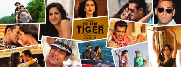 ettmontage Ek Tha Tiger Movie Review