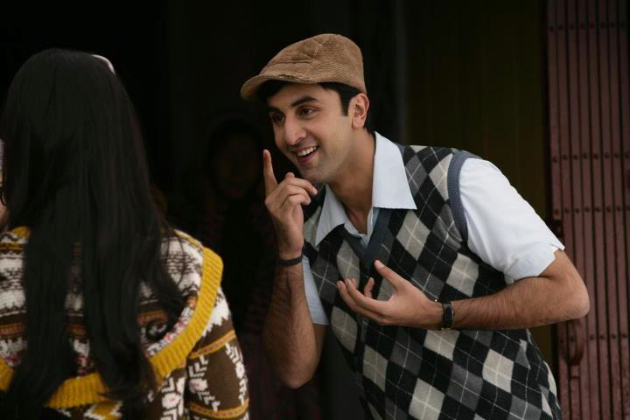 ranbirbarficute01 Ranbir was always meant for Barfi!