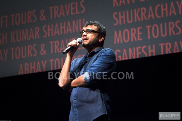 12sep Abhay Dibakar ShanghaiTIFF03 In Photos: Abhay Deol and Dibakar Banerjee at TIFF opening