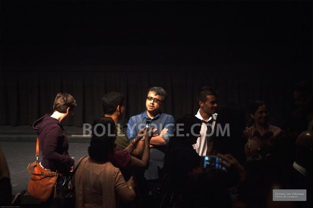 12sep Abhay Dibakar ShanghaiTIFF05 In Photos: Abhay Deol and Dibakar Banerjee at TIFF opening