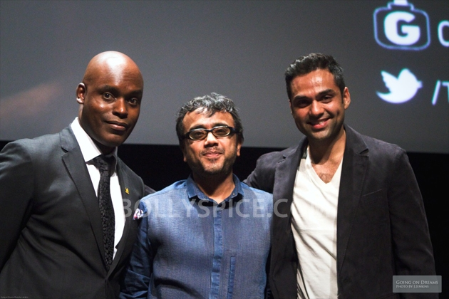 12sep Abhay Dibakar ShanghaiTIFF06 In Photos: Abhay Deol and Dibakar Banerjee at TIFF opening