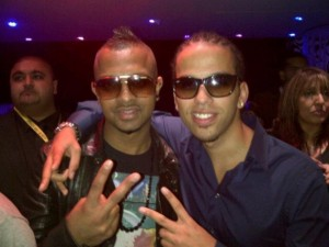 12sep Aggro Mumzy AMAInterview01 300x225 Musical Artists Mumzy Stranger and Aggro Santos talk about their new collaboration at UK AMAs Launch Party!