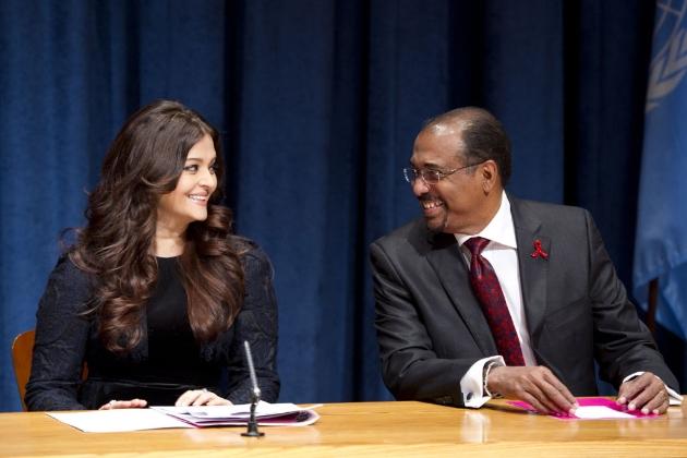 12sep Aishwarya UNambassador Aishwarya becomes UN Goodwill Ambassador