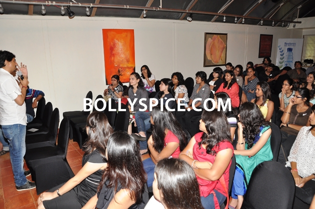 12sep Akshay WIFT OMG05 Akshay at OMG WifT workshop