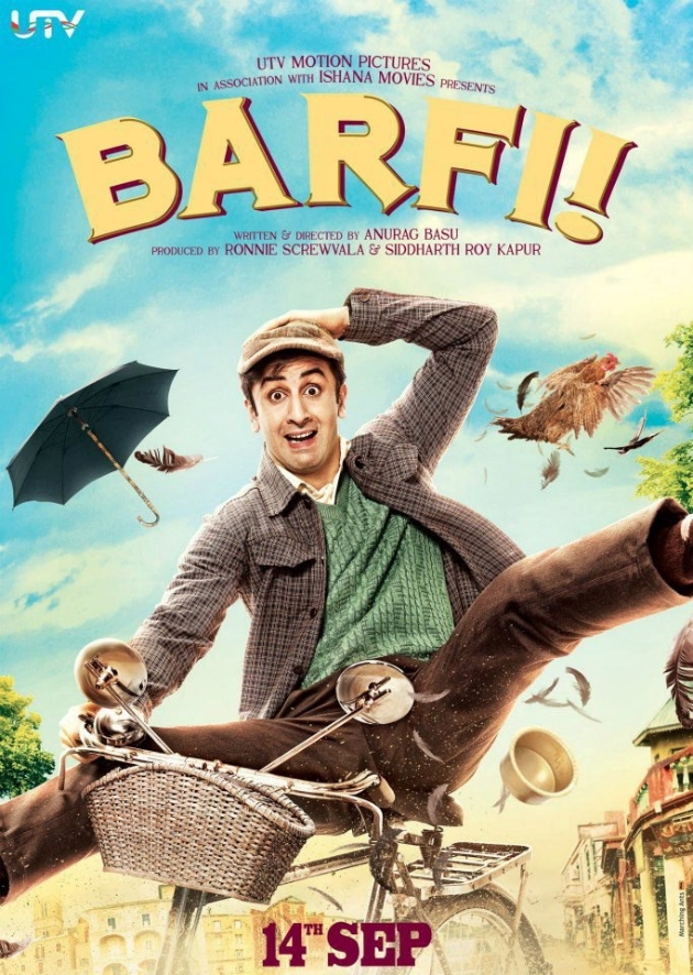 Barfi! Movie Review