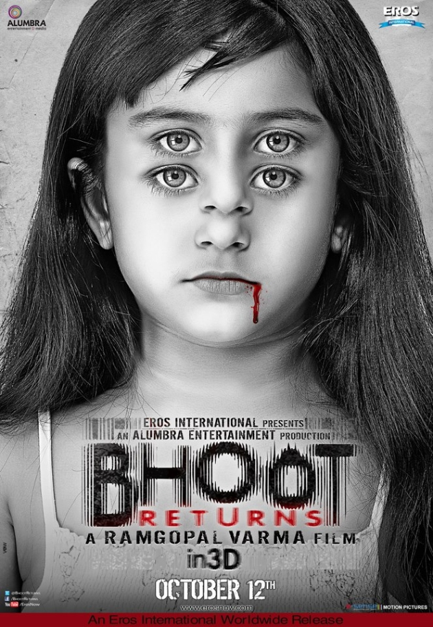 12sep BhootReturns Poster The Bhoot Returns!
