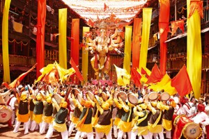 Happy Ganesh Chaturthi from Bollywood