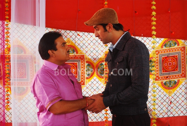 12sep RK barfi ultachasma03 Barfi! on the sets of Tarak Mehta ka Ulta Chasma